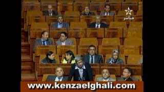 البرلمانية كنزة الغالي:فتح الحدود المغربية الجزائرية