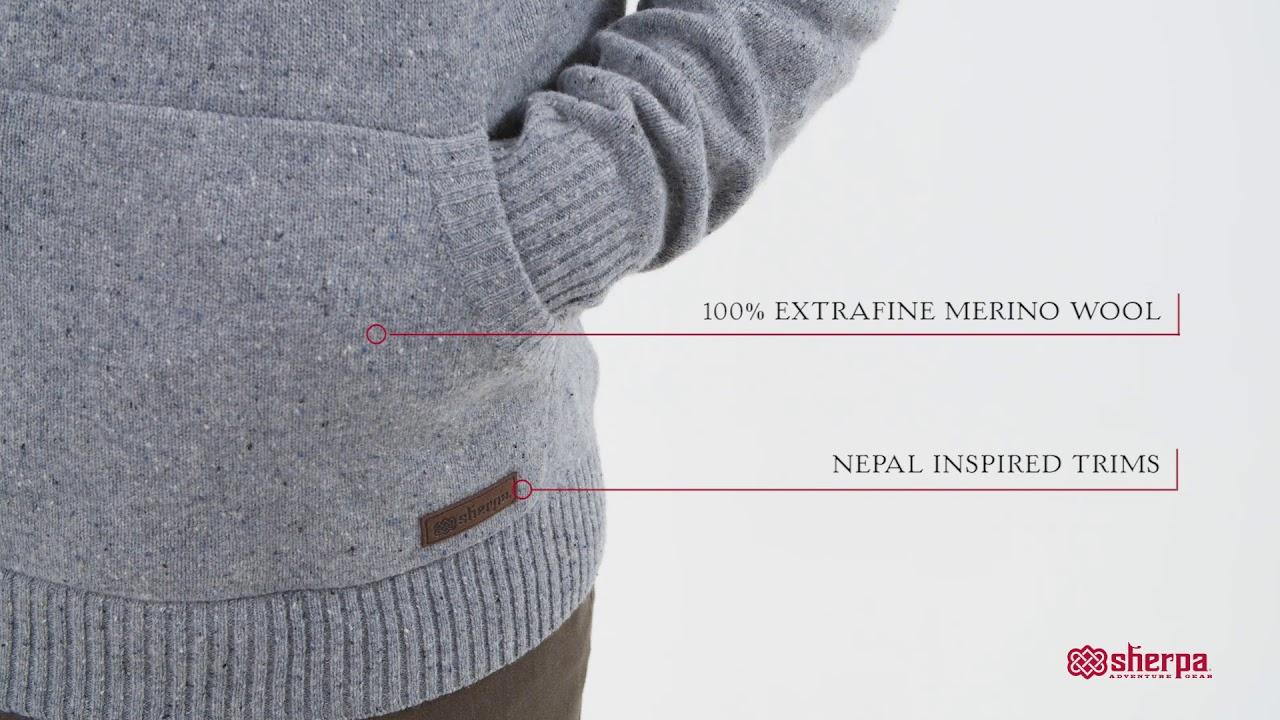 Sherpa Kangtega Crew Sweater