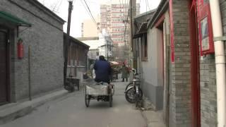 北京老胡同/什刹海・史家胡同附近