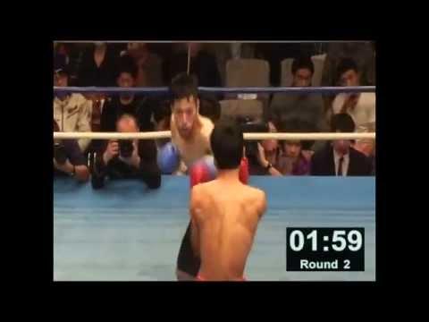 【2R】ロバート山本プロボクシングデビュー戦