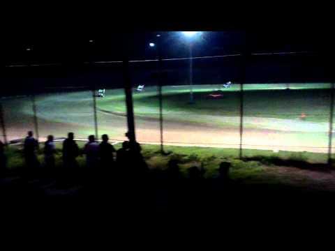 Jordan Creason LA Raceway part1 5/11/12 305 sprints