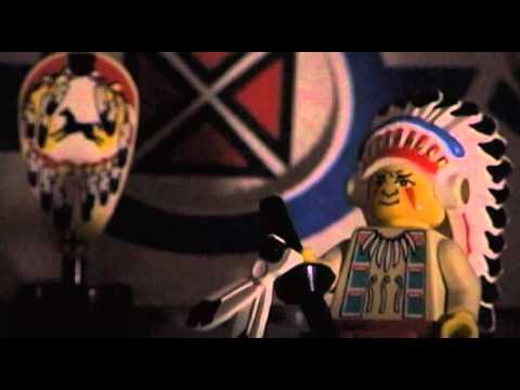 America: Outlawed, Lego Western Movie! Full Length