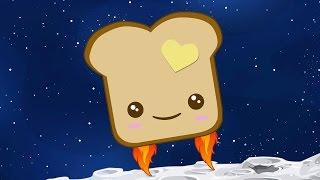 SPACE BREAD - I am Bread