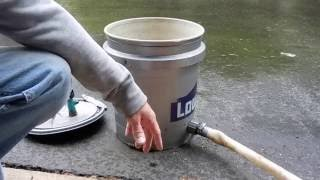 Pool Sand Filter Part 1