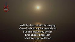 Landslide by Fleetwood Mac Acoustic Guitar Backing Track | Acoustic Karaoke