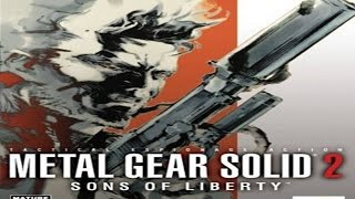 Metal Gear Solid 2: Sons of Liberty Video game review (no spoilers)