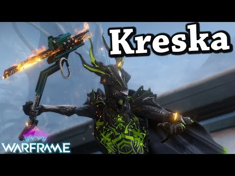 Warframe Kreska [1 Forma Build] thumbnail