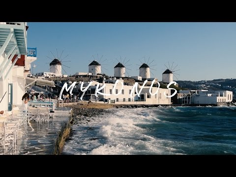 Mykonos & Delos - Greece | island travel guide HD