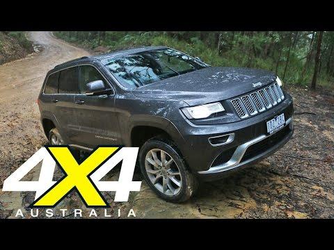 Jeep Grand Cherokee Summit diesel | Road test | 4X4 Australia