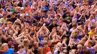 modest mouse - the whale song (live) reading festival