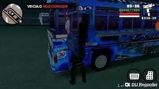 Gta San Andreas Android dewli bus mod