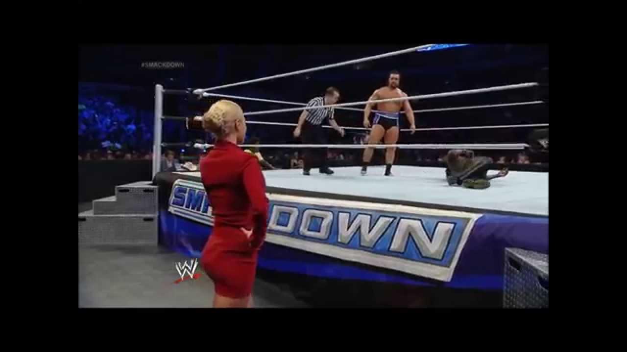 WWE 2k19 Lana and Tamina Entrance - YouTube