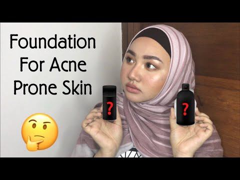 foundation-for-acne-prone-skin- -foundation-untuk-kulit-berjerawat- -indonesia-local-products