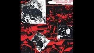 GG Allin - Discography Vol. 7, 1991 (full album)