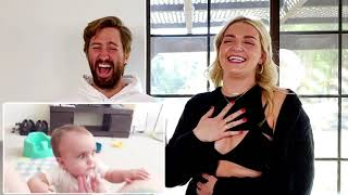 Try NOT To Laugh Challenge *BABY EDITION*
