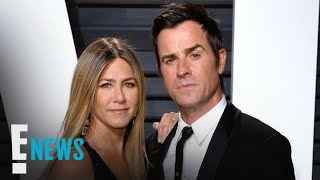 Justin Theroux Breaks Silence on Split From Jennifer Aniston