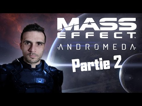 Mass Effect Andromeda - Gameplay Fr - Première planète, premiers combats