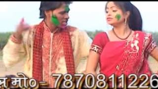 HD 2014 New Bhojpuri Hot Song | Gari Garam Ba Holi Me | S. Kumar