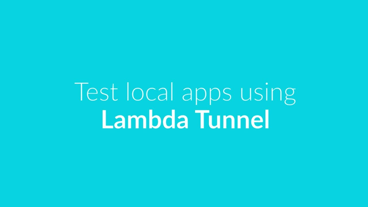 Perform Testing Of Locally Hosted Web Pages | LambdaTest