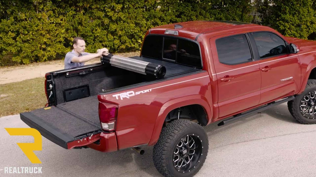 Bak Revolver X2 Tonneau Cover Fast Facts On A 2016 Toyota