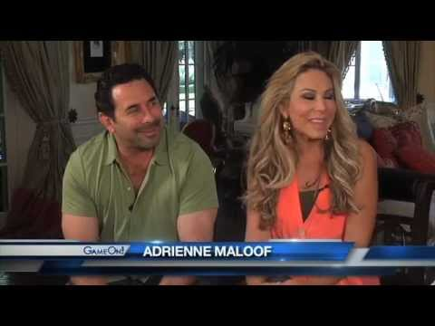 See Dr. Paul Nassif and his wife, Adrienne Maloof, on Game On!