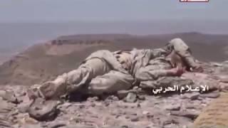 شاهد  محاولة فاشلة للجيش السعودي لاستعادة موقع الشرفة في نجران وتكبدهم خسائر فادحة 16 10 2016   Yo