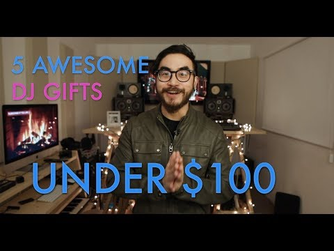 Roundup: 5 Fun DJ Gifts Under $100