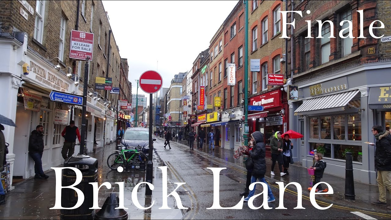 Best Curry Brick Lane >> London Vlog 5 Brick Lane Best Indian Food In London