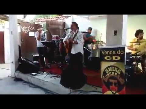 Banda Swing Suburbano e Álvaro Rios no Bistrô Matriarcas em Vista Alegre -RJ