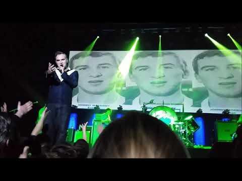 Morrissey, Oosterpoort - Groningen 2015 Live 4 songs