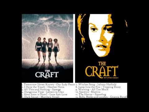 I Have the Touch - Heather Nova - The Craft OST
