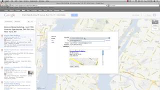How to Share Google Maps Location