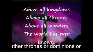 Video CRUCIFIED LAID BEHIND A STONE with Lyrics download MP3, 3GP, MP4, WEBM, AVI, FLV Juni 2018