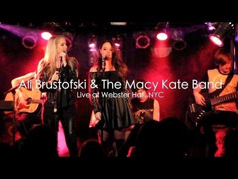 Demons - Imagine Dragons (Cover by Ali Brustofski & Macy Kate) Live in NYC