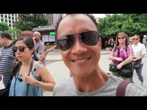 Korea Trip 2016 Vlog 2 - Finding My Inner Peace in Seoul