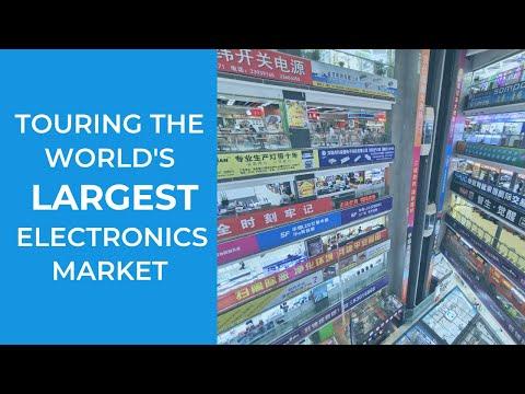 touring-the-world's-largest-electronics-market