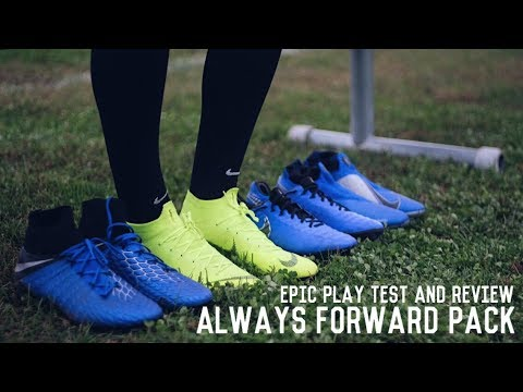Nike Always Forward Pack | Play Test and Review