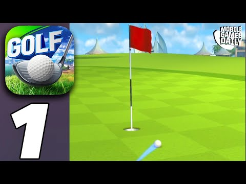 GOLF IMPACT - World Tour 1 Gameplay (iOS, Android)