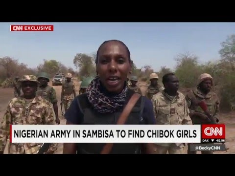 Exclusive: Nigerian forces hunt down Boko Haram as they sear
