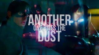 Steve&Bucky&Tony    Another one bites the dust Mp3