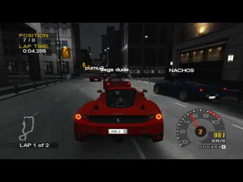 Project Gotham Racing 2 (Xbox) - Cat And Mouse Online 2020 (XKF 4th Anniversary)
