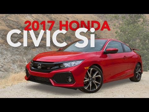 2017 Honda Civic Si Review – First Drive