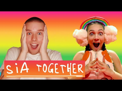 Sia - Together (from the motion picture Music) / RUSSIAN REACTION