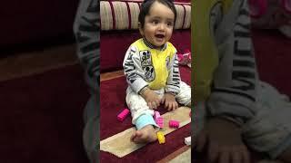 Laughing baby (saimon timsina amazing laugh)