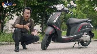 Đánh giá xe Yamaha Nozza Grande 125 sau 1.300km sử dụng |TINXE.VN|