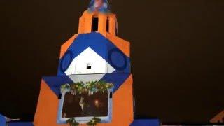 3D лазерное шоу на стенах Казанского Кремля.(, 2015-12-23T20:56:50.000Z)
