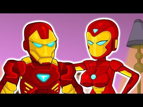 Iron man X