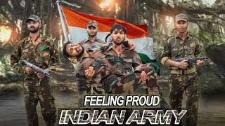 Feeling Proud Indian Army | Tribute To Indian Army | 15 August Special | Chu Chu Ke Funs |