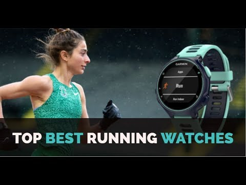 Top Best Running Watch of 2018 -- Runners, Gym, Cycling, Triathlon and General Fitnessan