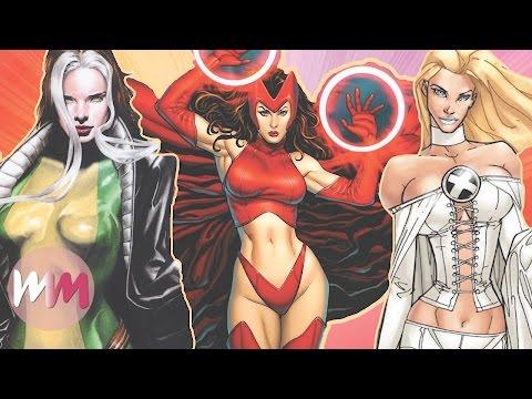 Top 10 Kick-Ass Female X-Men
